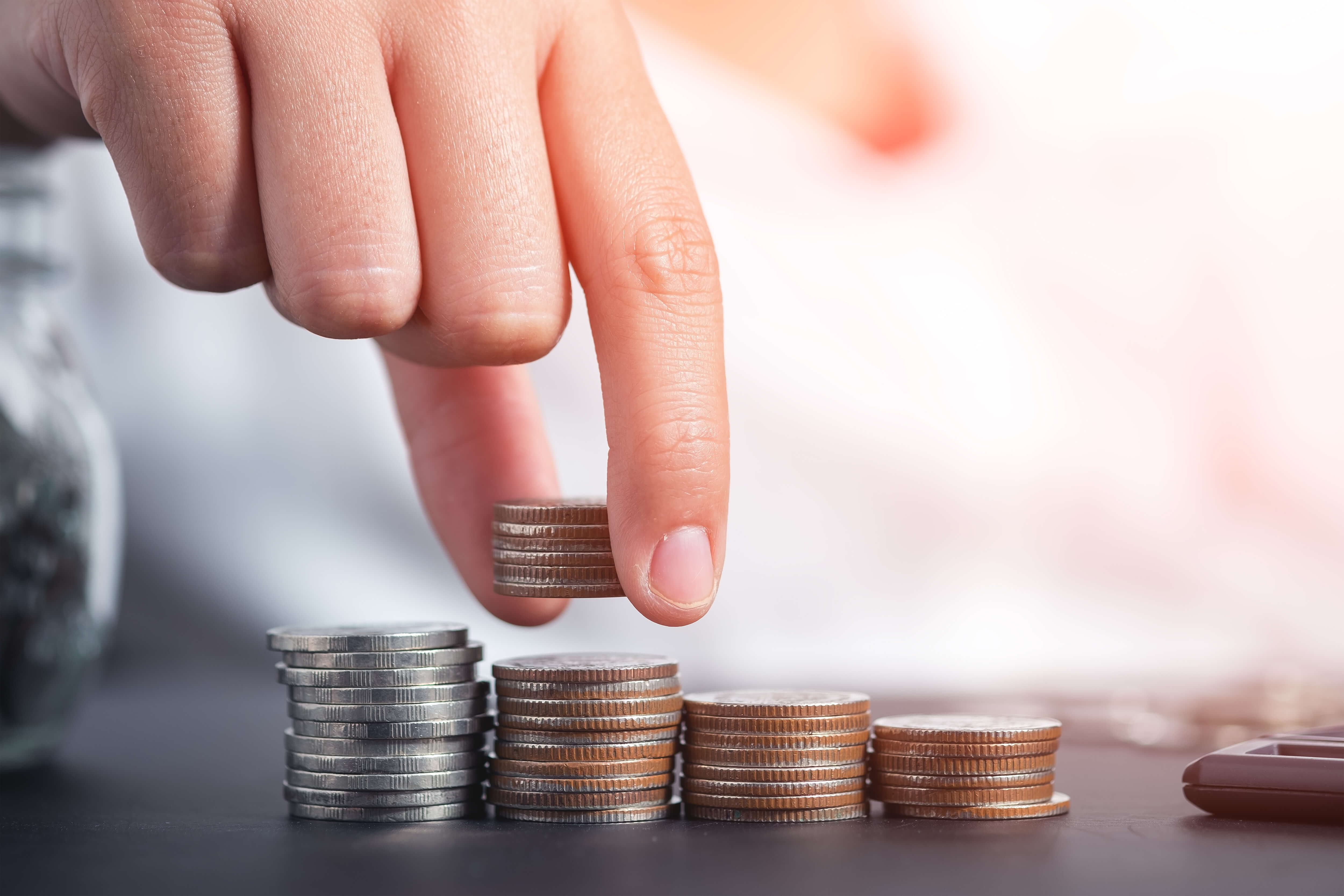 お金が貯まらない人へ、金融リテラシーUP講座~資産形成のメカニズム~